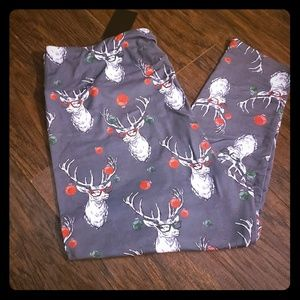 Hipster Deer Leggings!